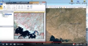 Erdas : Connect to google earth Pro  ربط Google Earth مع الايرداس