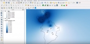 شرح ال Interpolation وطريقة IDW في برنامج QGIS